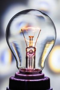 Glühbirne, Motivation, Gehirnjogging