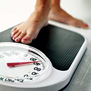 Gewichtsverlust?